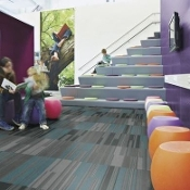 Forbo Flotex Floor Textile Carpet Tiles