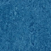Blue Forbo Marmoleum Linoleum Cinch Loc Planks 12x36